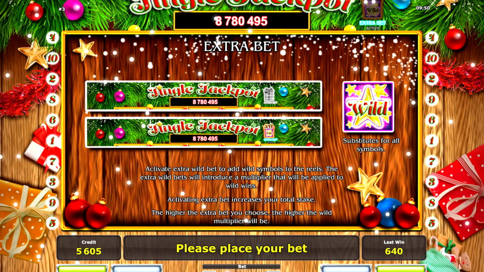 EUR 970 Casino tournaments freeroll at Wild Slots Casino