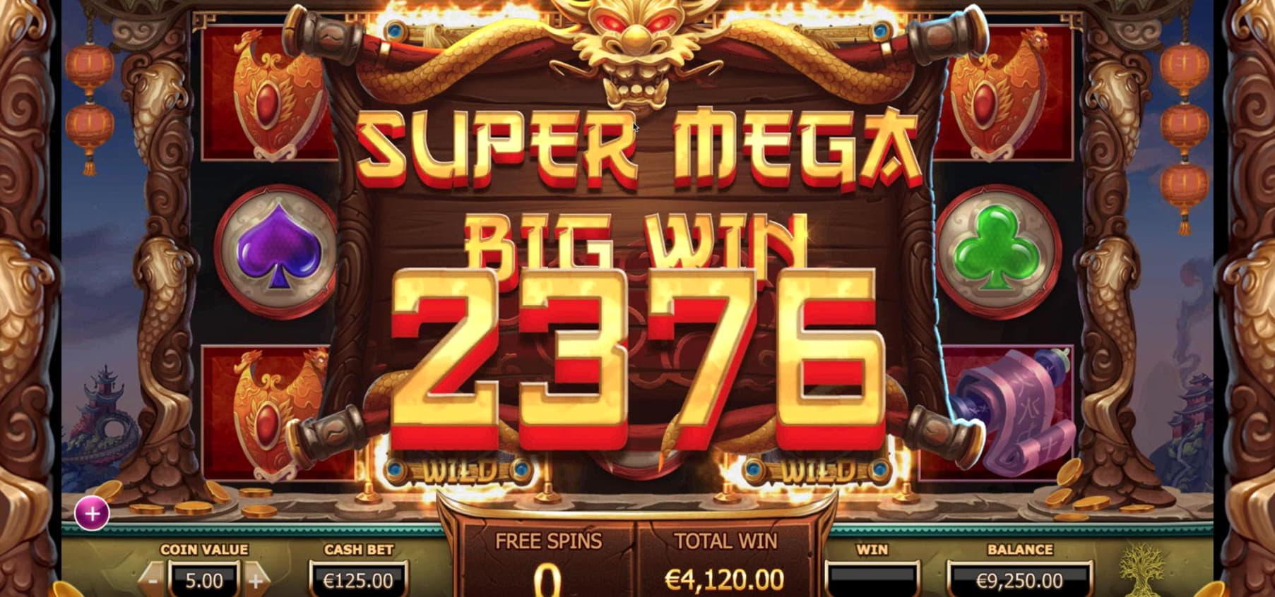 85 Trial Spins at Mansion Casino