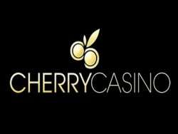 165% Casino match bonus at Cherry Casino