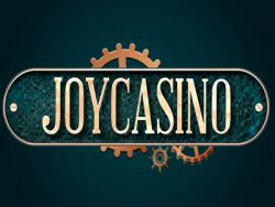 835% First deposit bonus at Joy Casino