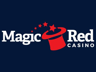 """Magic Red Casino"" ekrano kopija"