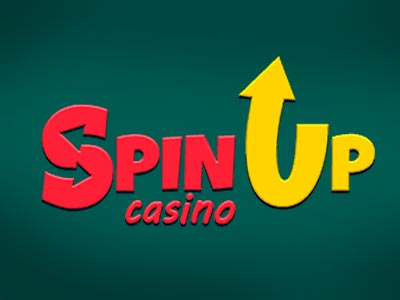 Spin Up Casinon kuvakaappaus