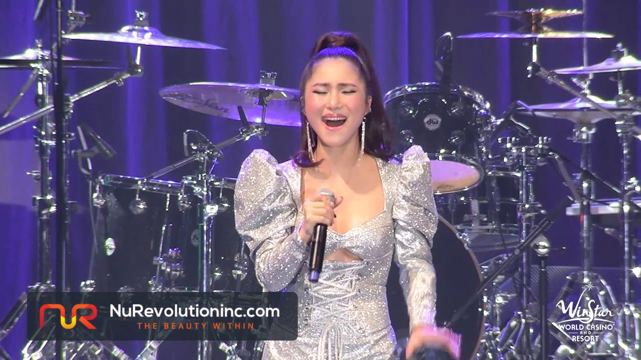 Duyên Mình Lỡ - Hương Tràm, live at WinStar World Casino and Resort | NOV 17, 2019