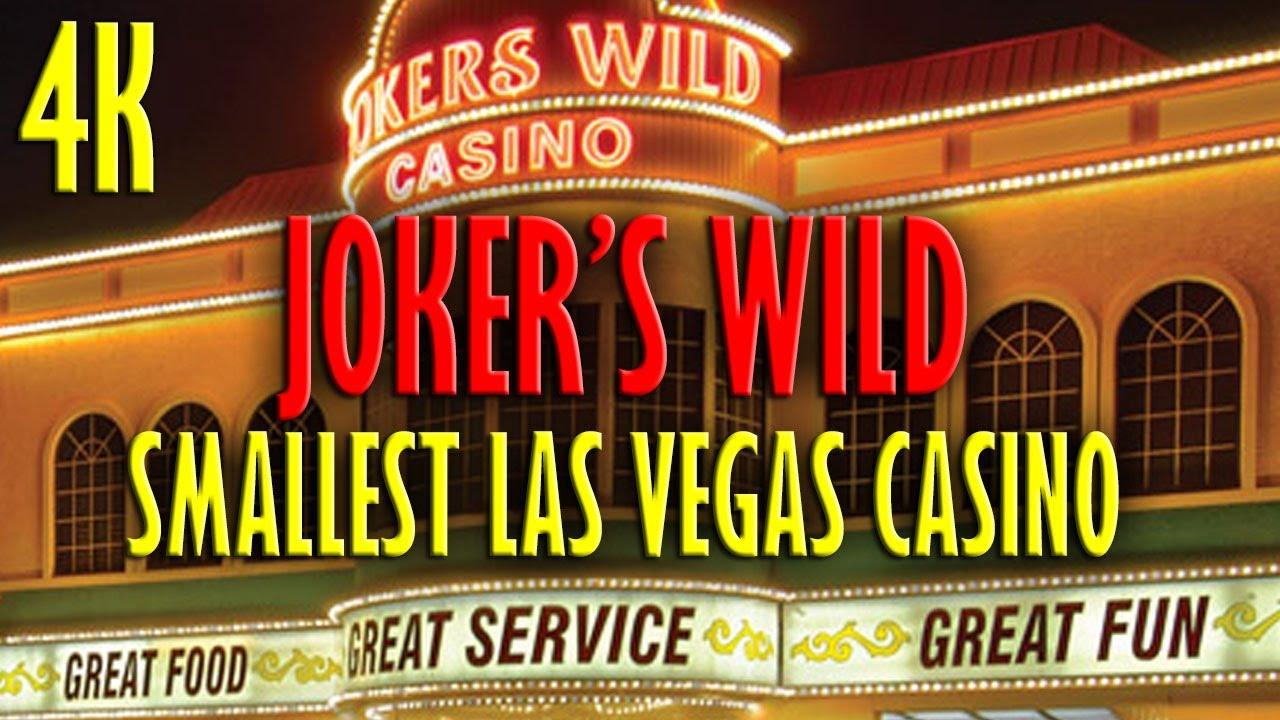 JOKER'S WILD 4K Walking Tour - Smallest Locals Casino in LAS VEGAS on Boulder Highway NEW YEAR'S EVE