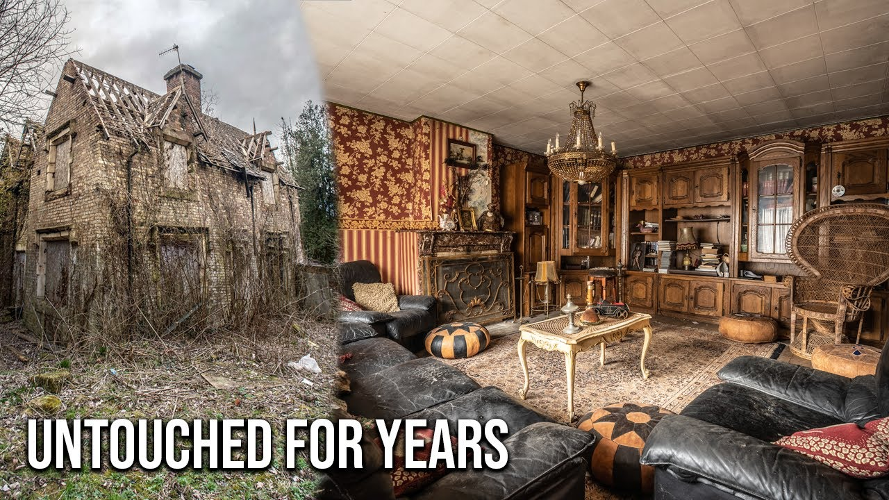 Untouched Abandoned Arabian Family Home - Where did they go?