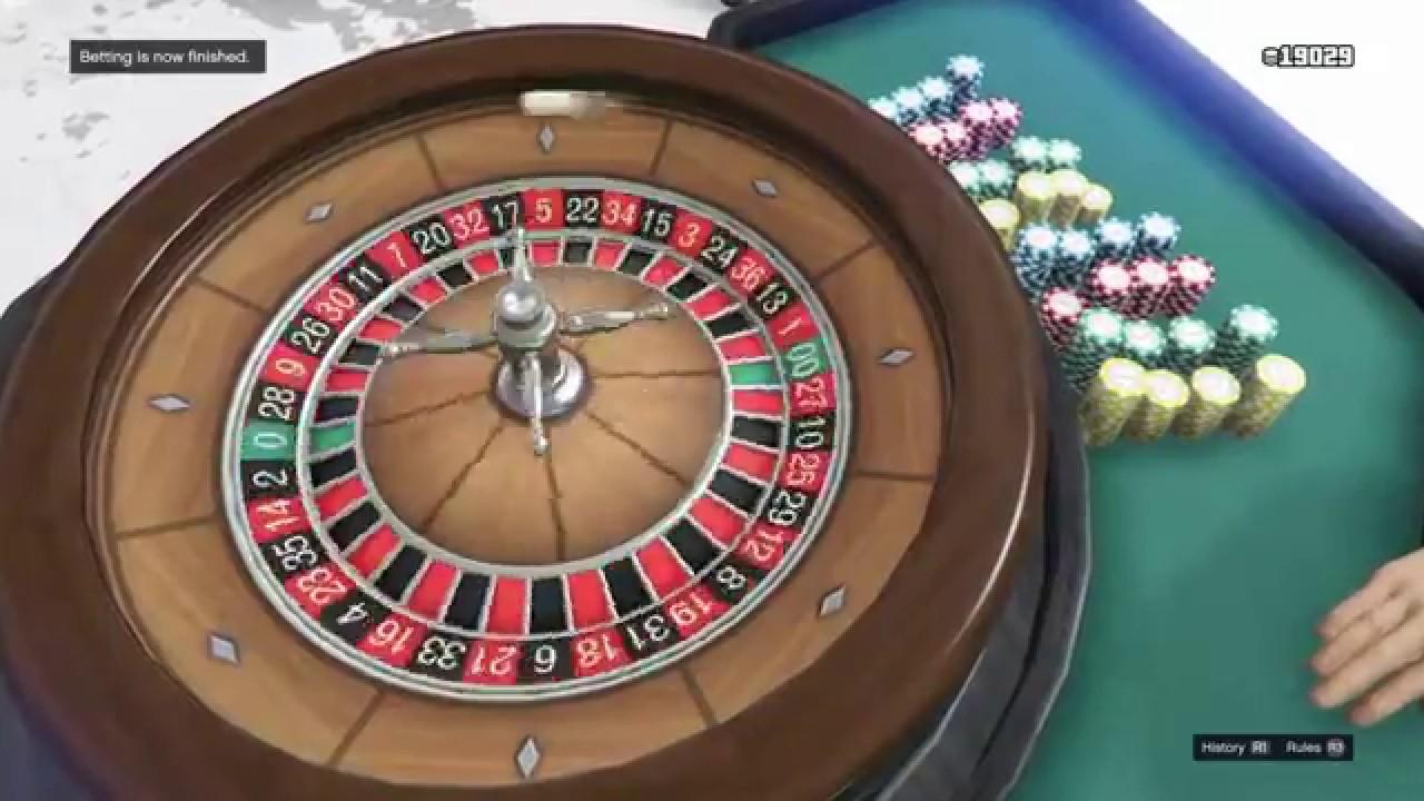 Checking the new DLC Diamond Casino Resort - Grand Theft Auto V online