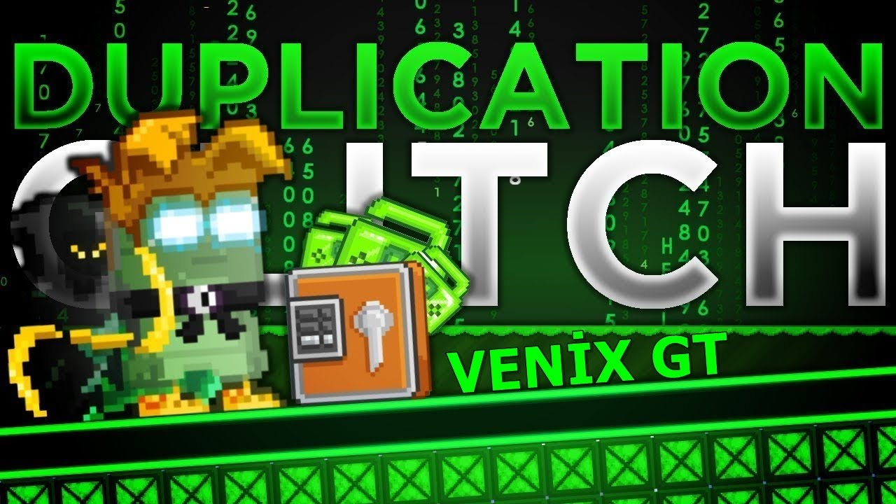 Growtopia - Duplication Glitch 2021 For Android!