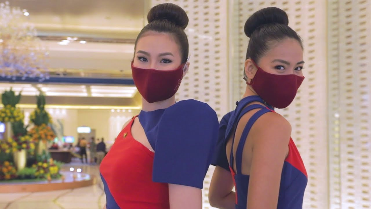 Resorts World Manila - Reassured With More Safety 2.0